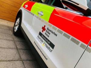 Konturmarkierung ORALITE® VC 110 German Police Gaps