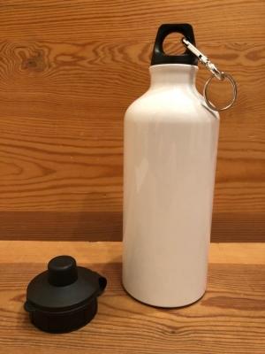 Aluminium Trinkflasche (mit eigenem Motiv)